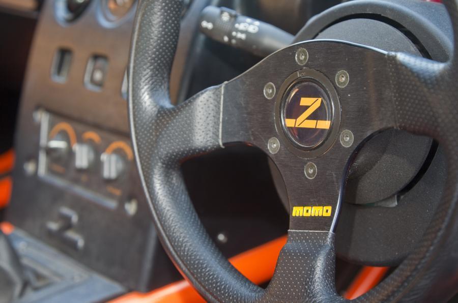 Zolfe Classic GTC4 steering wheel