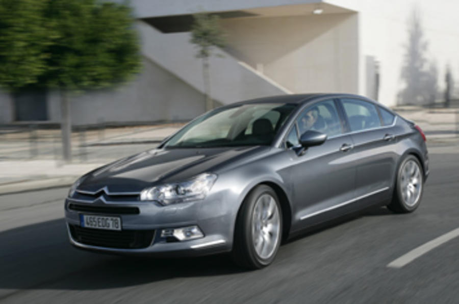 Citroën C5 HDi V6 Exclusive