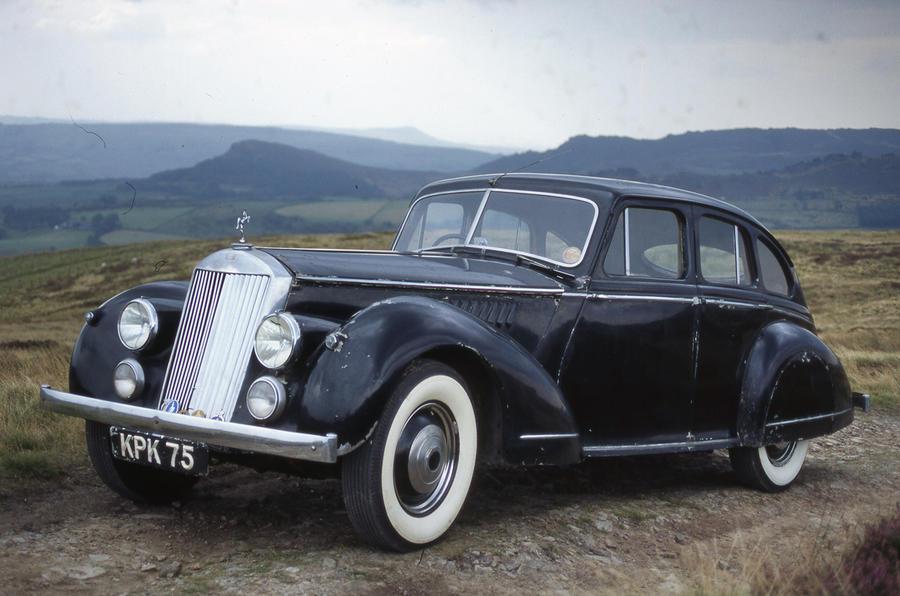 Vote For Your Greatest British Car Pre 1960 Autocar