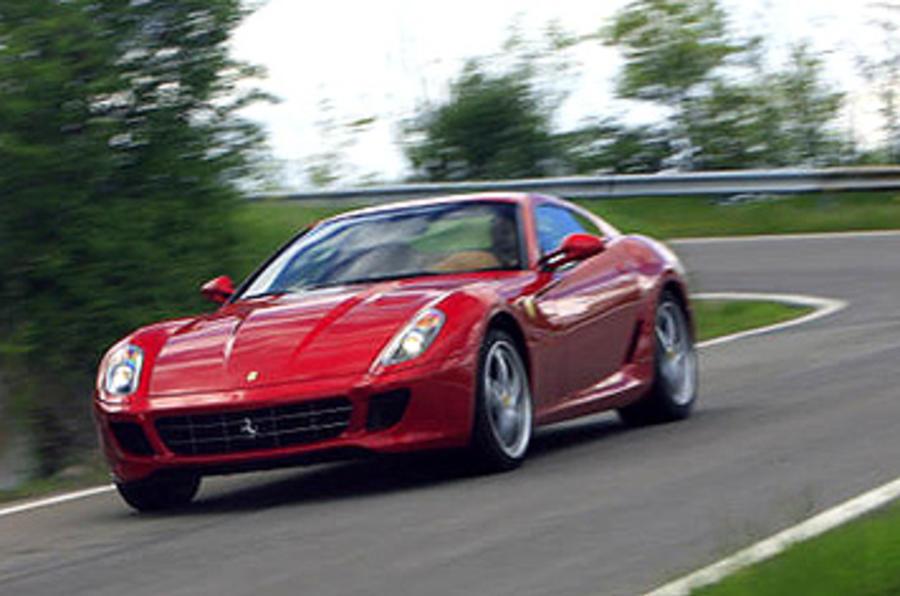 Ferrari 599 HGTE