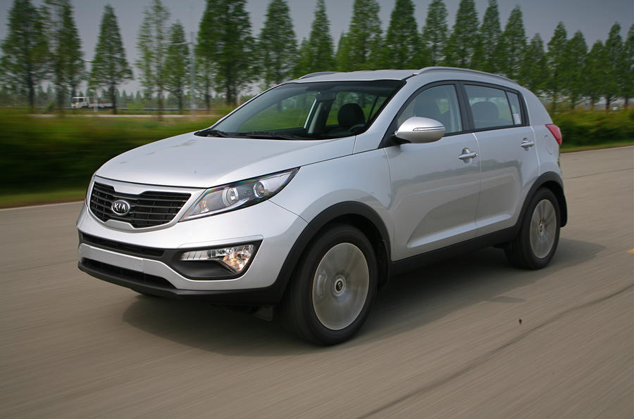 kia sportage 2 0 crdi 4x4 auto review autocar. Black Bedroom Furniture Sets. Home Design Ideas