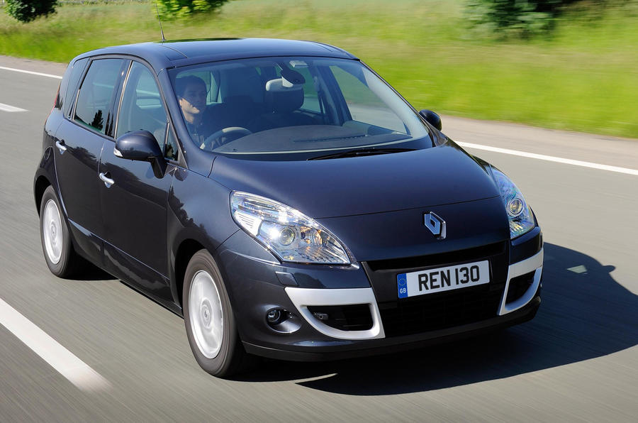 renault scenic 1 6 dci 130 review autocar. Black Bedroom Furniture Sets. Home Design Ideas