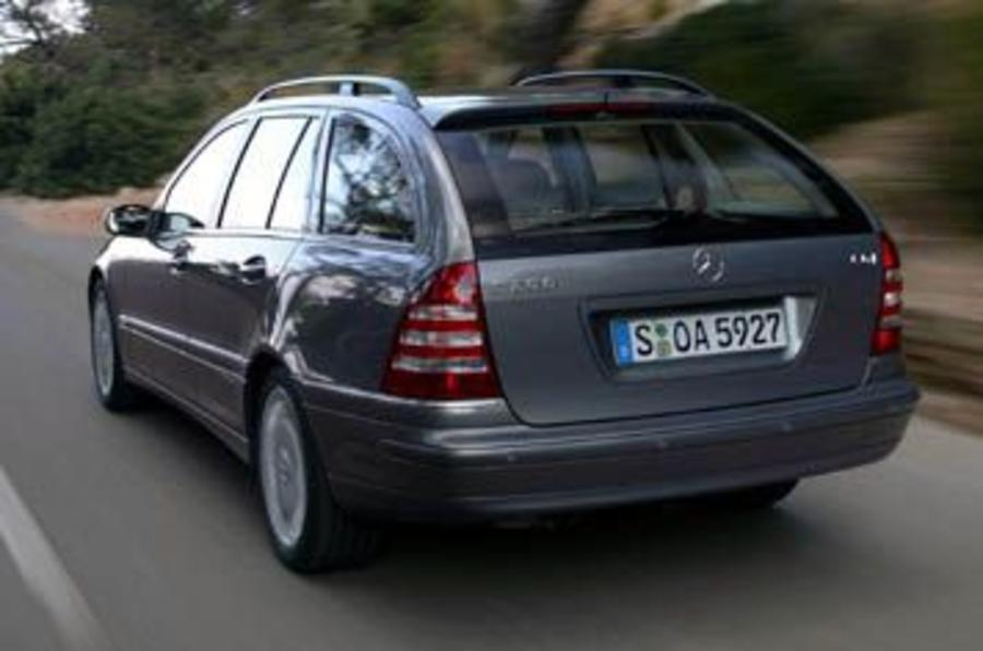 Mercedes C200 CDI estate