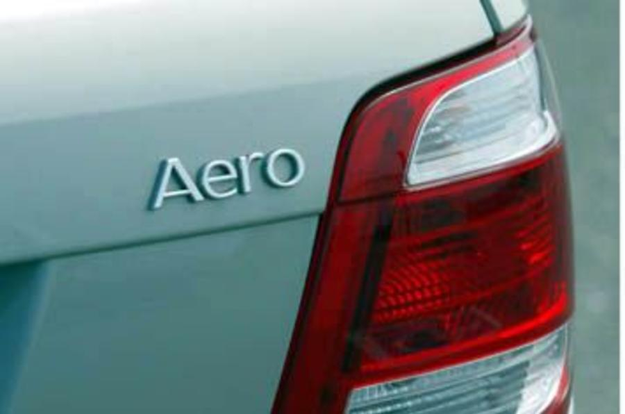Saab 9-2X Aero