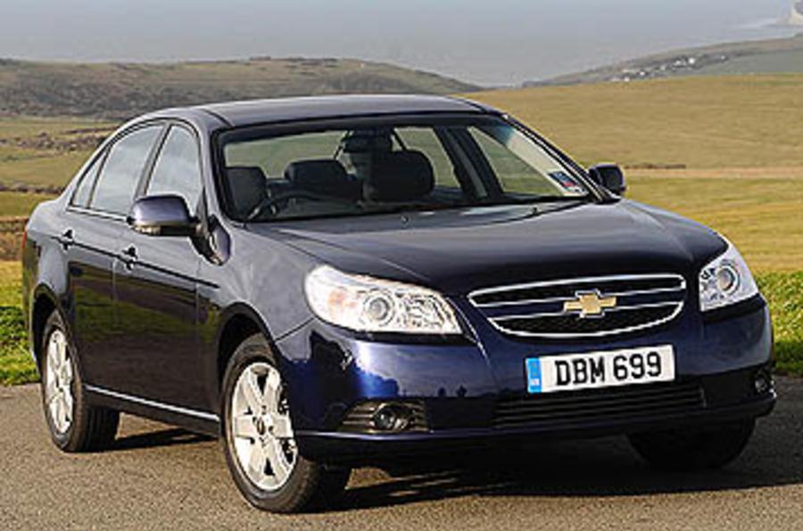 Chevrolet Epica 2 0 Review Autocar