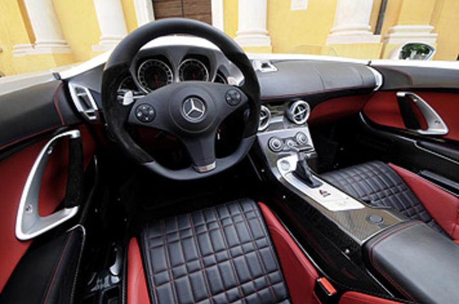 Mercedes Slr Stirling Moss Review Autocar