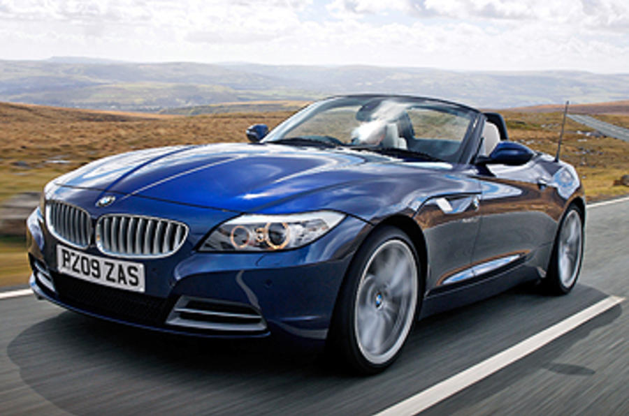 Bmw Z4 Sdrive23i Convertible First Drive