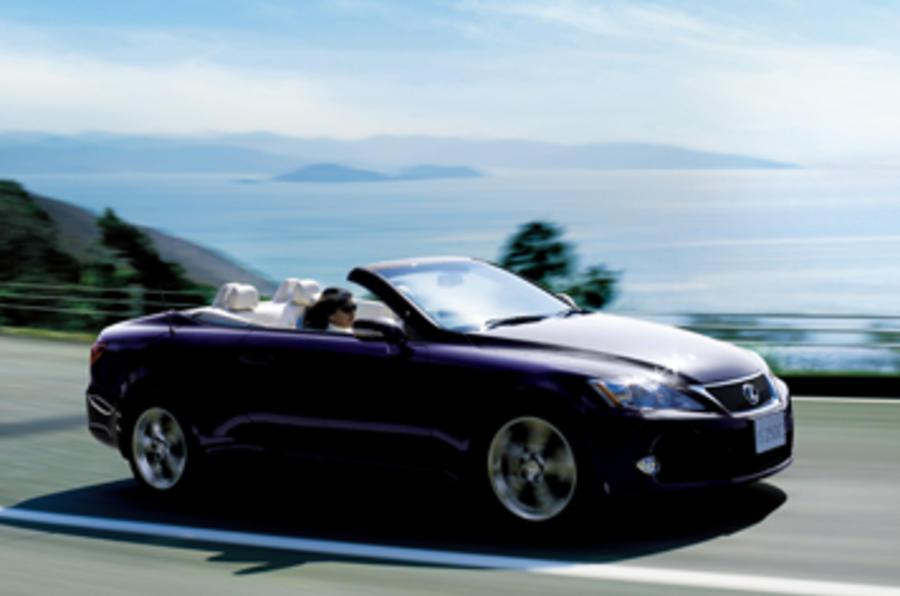 Lexus IS 250C; Lexus IS 250C; Lexus IS 250C