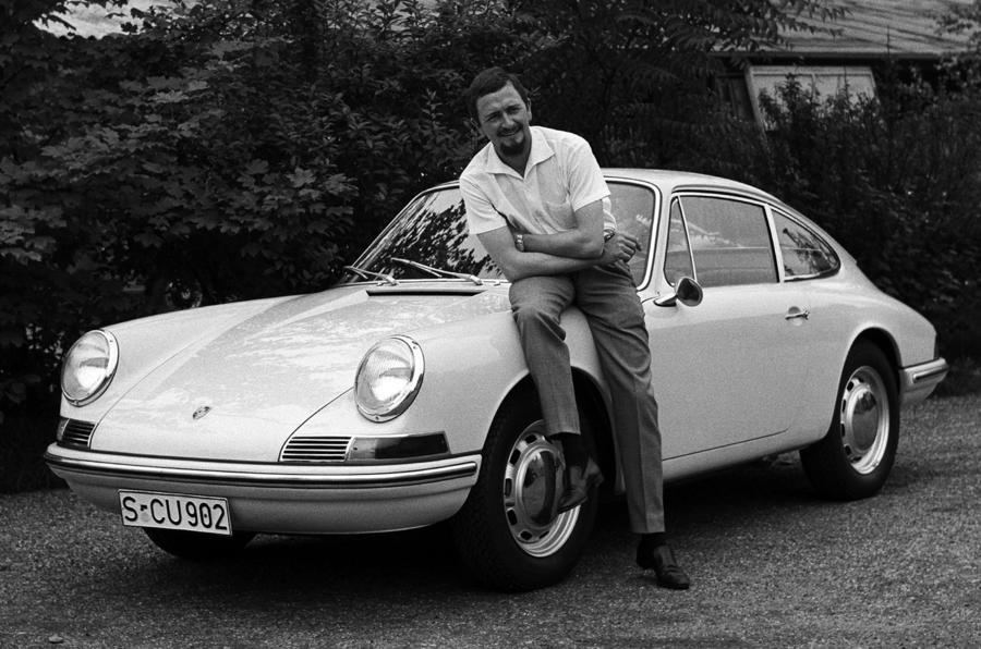 The history of the Porsche 911: picture special | Autocar