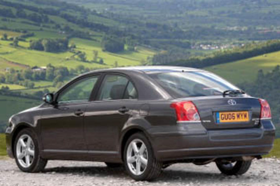 Toyota Avensis 2.0 D-4D T3-X