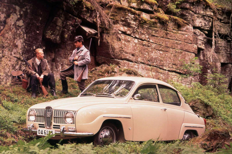 History of Saab - picture special
