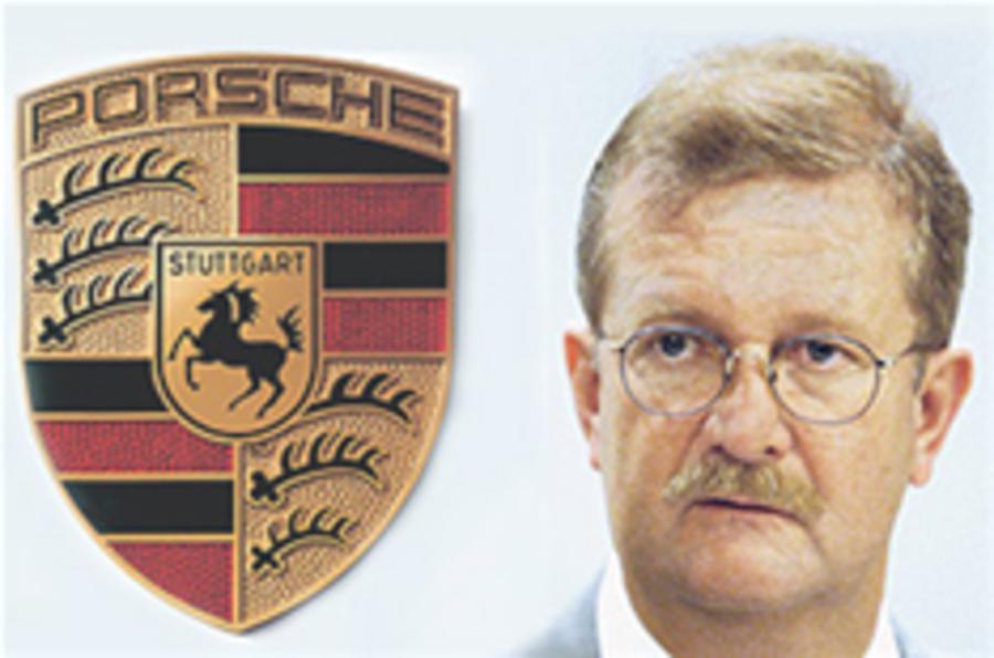 Porsche boss's £86m pay-off