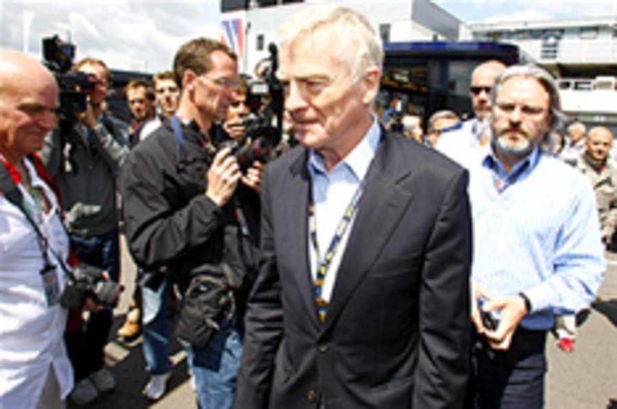 F1 peace deal could be off again