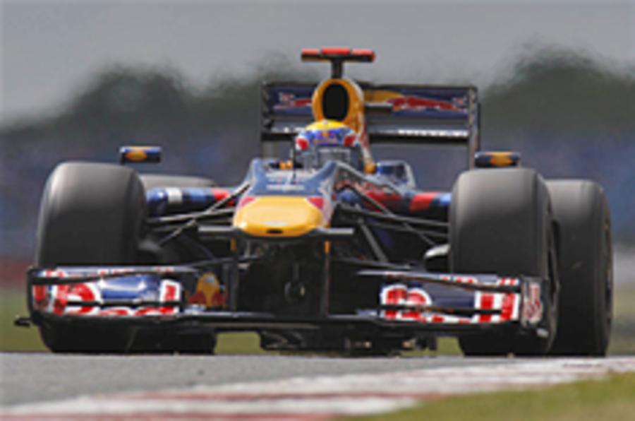 More pics: Webber takes F1 win