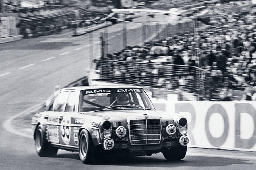 The History Of Mercedes Benz AMG   Picture Special