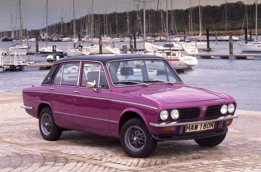 Most Sought After British Classic Cars