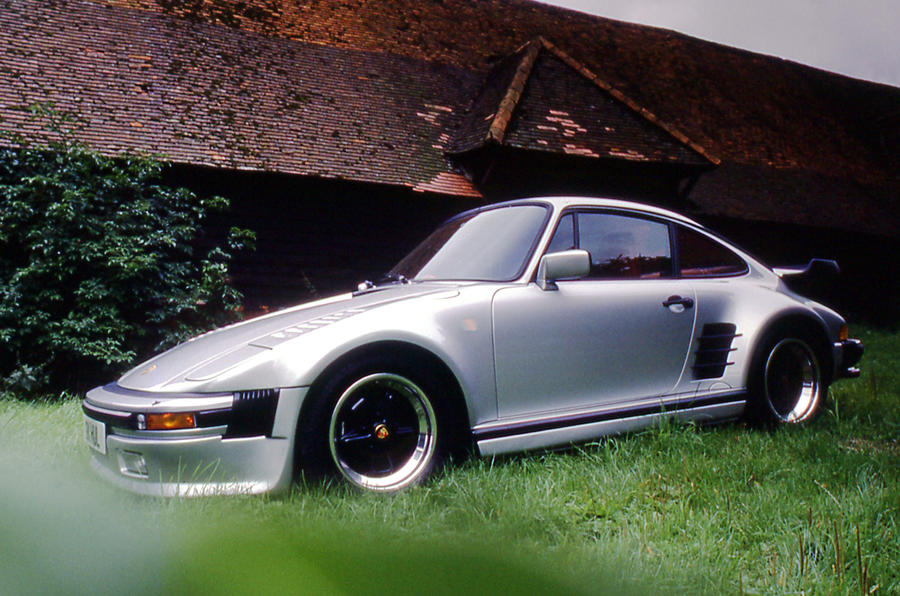 1981 Porsche 911 Slantnose 930