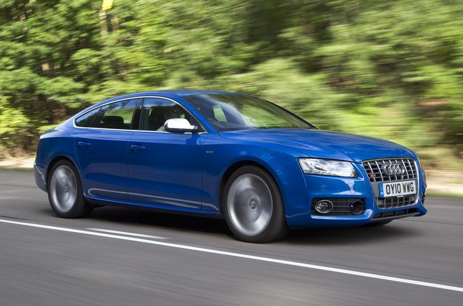 Here is the new Audi S5 Sportback [video]