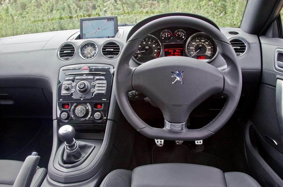 Peugeot RCZ 1.6 THP 200