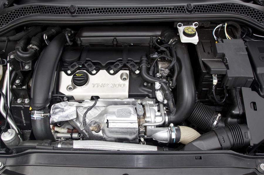 Peugeot Rcz 1 6 Thp 200 Review Autocar