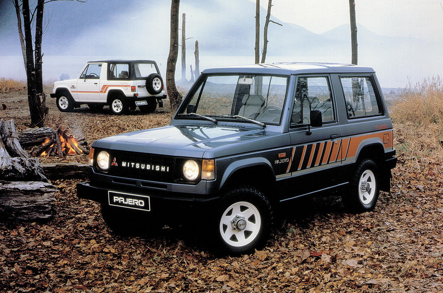 The 40th anniversary of Mitsubishi Motors in Europe - picture special