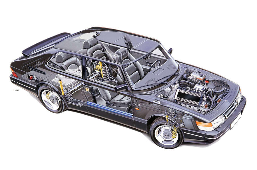 saab history a picture special autocar history of saab picture special