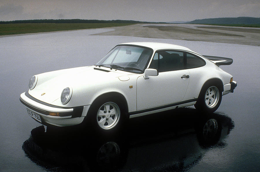 1987 Porsche 911 Carrera Clubsport 3.2