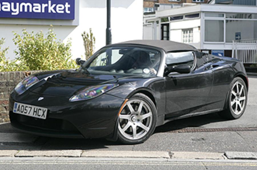 New Tesla Roadster >> Tesla Roadster 2008 UK review | Autocar