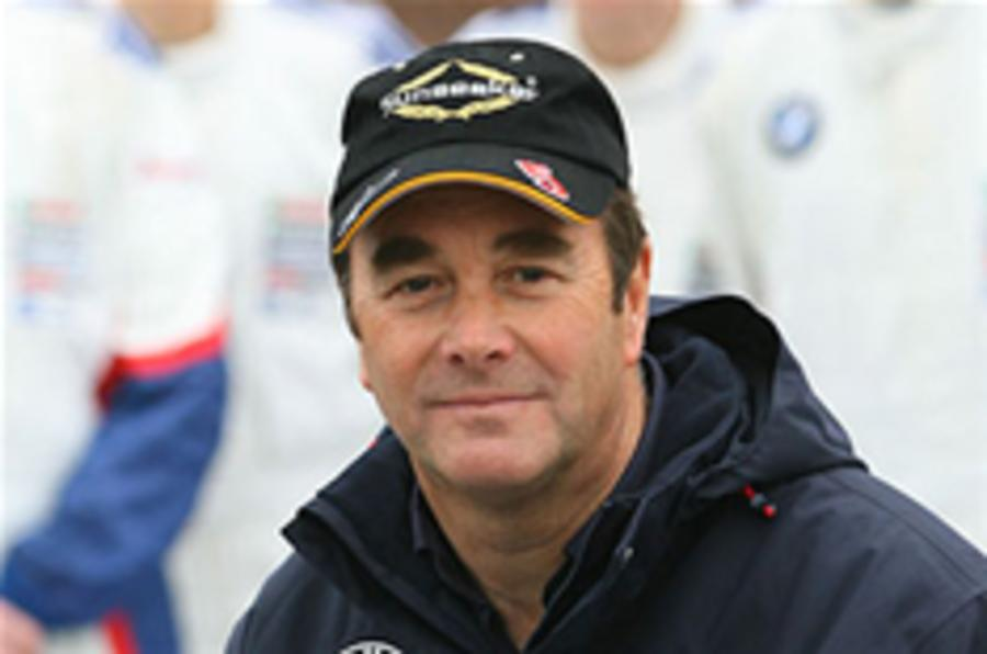 Mansell to return at Silverstone