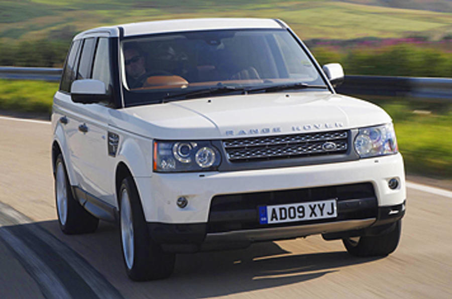 range rover sport 5 0 v8 supercharged review autocar. Black Bedroom Furniture Sets. Home Design Ideas