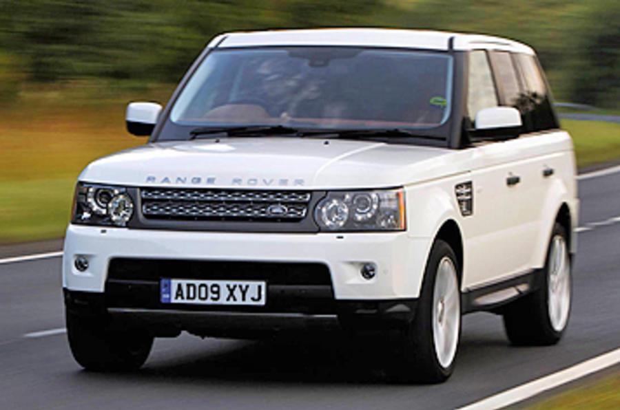 range rover sport 5 0 v8 supercharged review autocar. Black Bedroom Furniture Sets. Home Design Ideas