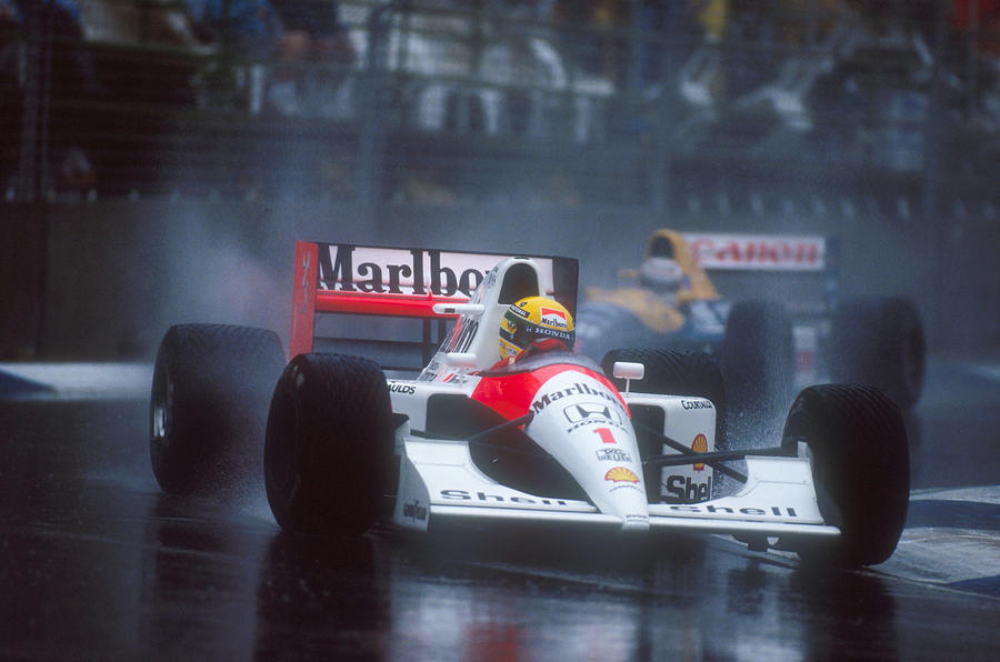 When Autocar Met Senna 24 Hours In The Life Of A Legend