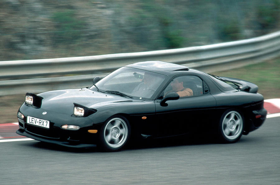 Mazda RX-7 | Used Car Buying Guide | Autocar