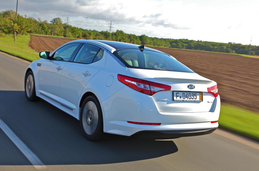 Kia Optima 2.4 Hybrid