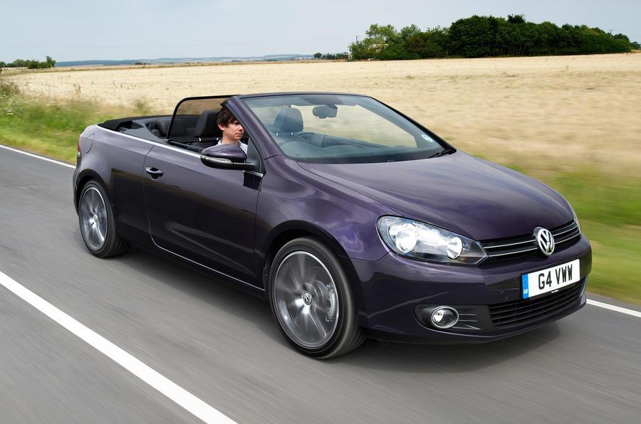 Wonderful Volkswagen Golf 1.4 TSI Cabriolet ...