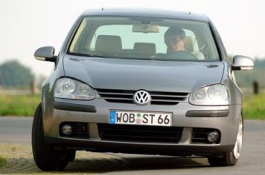 VW Golf 2.0 TDi SE