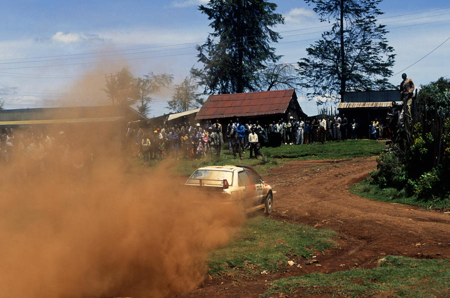 The 40th anniversary of the World Rally Championship: picture special
