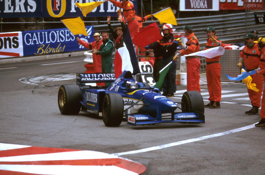 The ten greatest Monaco Grand Prix moments