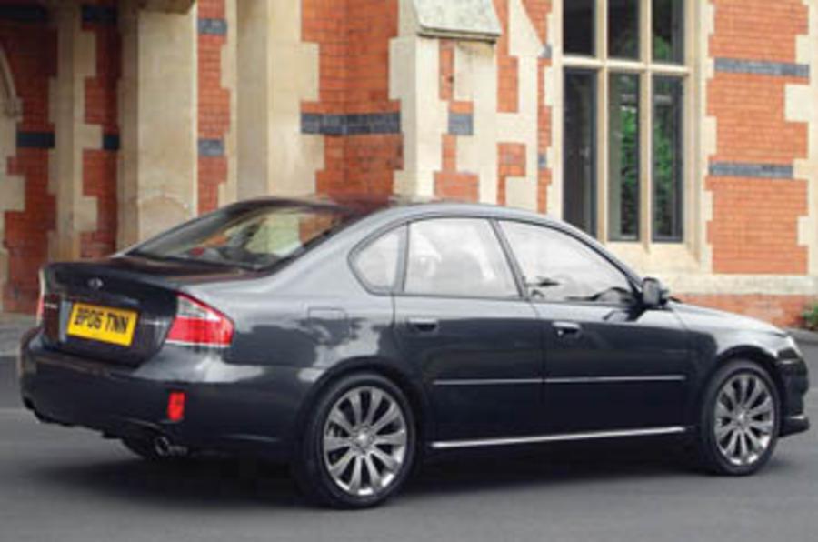 Subaru Legacy 3.0R spec.B