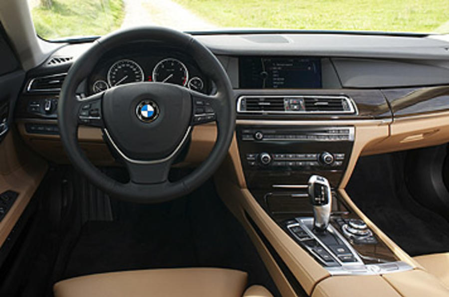 Bmw 730d Saloon First Drive