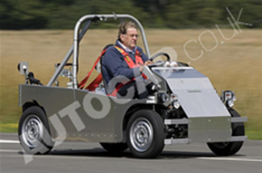 Murray's T25 outspaces Smart