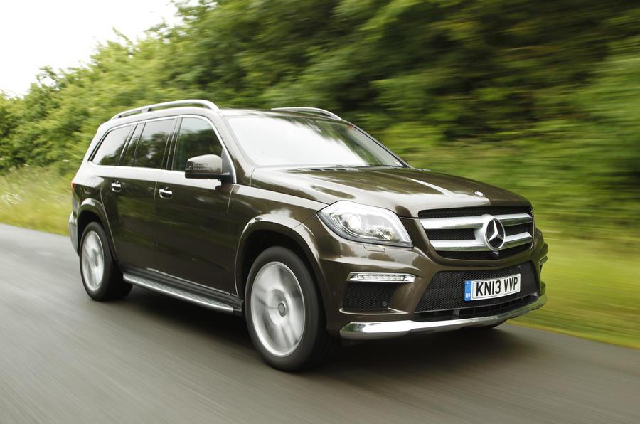 Mercedes Benz GL Class ...