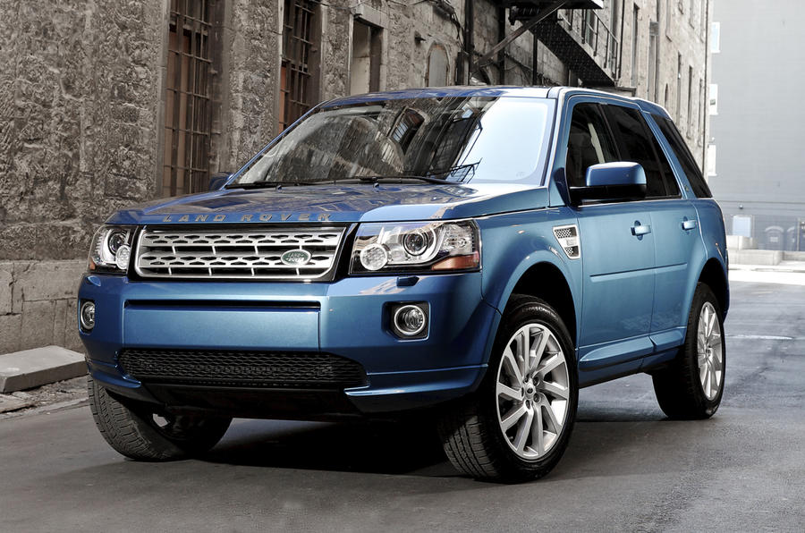 Range Rover Freelander 2016 >> New Land Rover Freelander To Join Extended Discovery Family