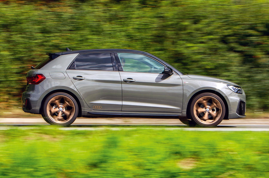 Audi A1 S Line 2019 road test review - hero side
