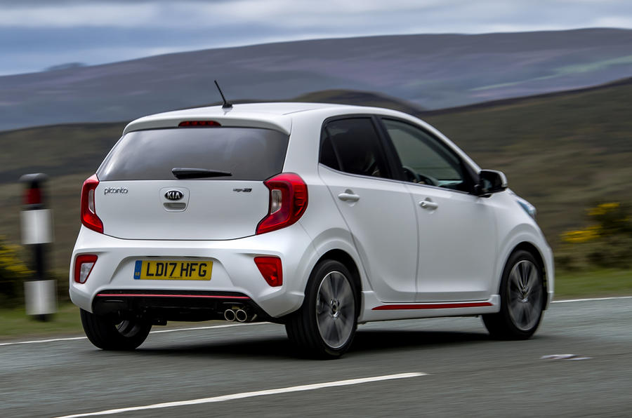 Insurance Quotes Car >> Kia Picanto design & styling | Autocar