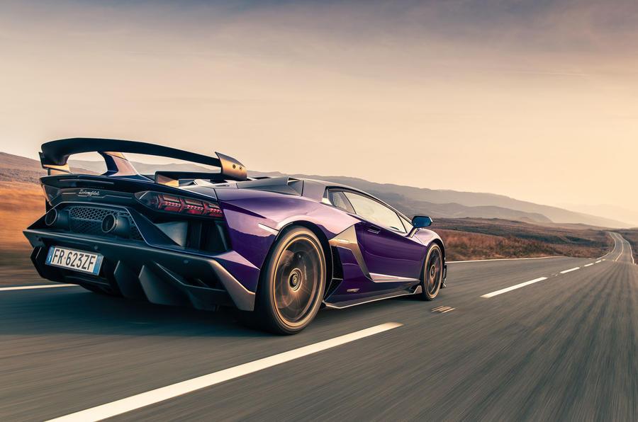 Lamborghini Aventador SVJ Review (2019)