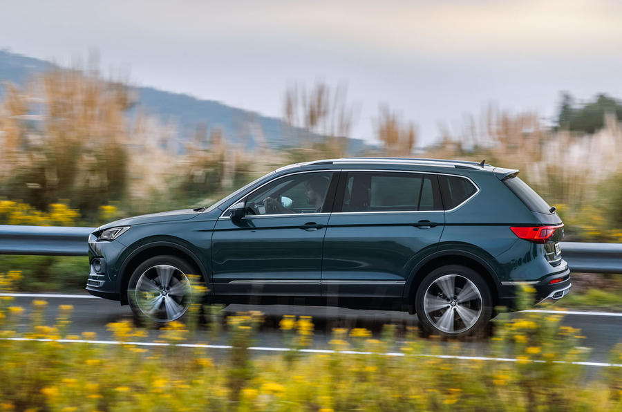 Seat Tarraco 2018 review - hero side
