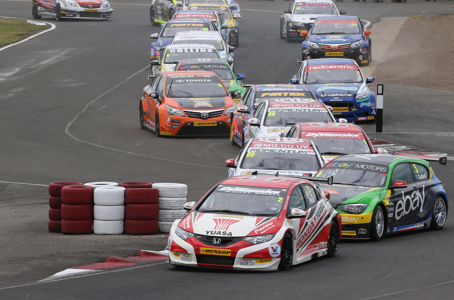 2013 BTCC season review - picture special