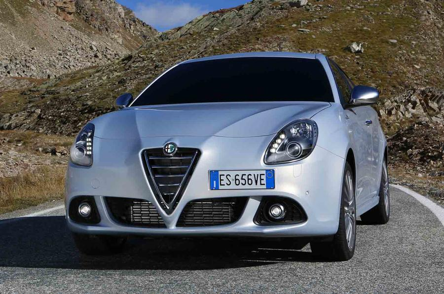 2014 Alfa Romeo Giulietta first drive review