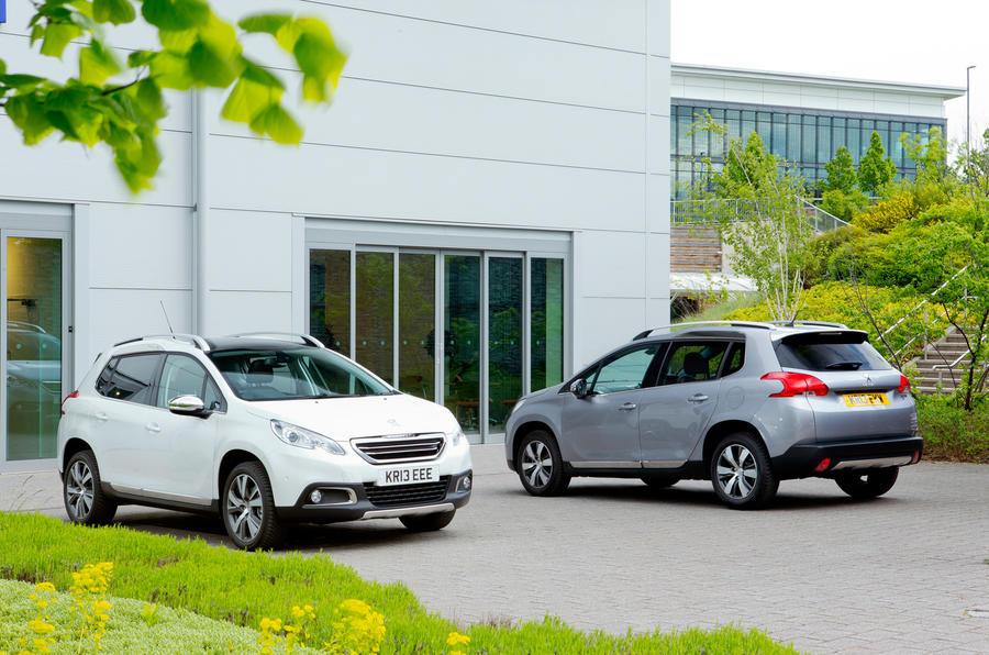 3.5 star Peugeot 2008 1.6 e-HDi 92 Allure